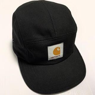 カーハート(carhartt)のカーハート BACKLEY CAP Black(キャップ)