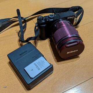 ニコン(Nikon)のNikon J5 + 1 nikkor 10-100mm レンズセット(ミラーレス一眼)