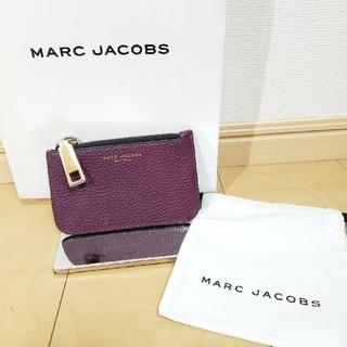 マークジェイコブス(MARC JACOBS)の美品 MARC JACOBS コインケース(コインケース)