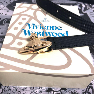 ヴィヴィアンウエストウッド(Vivienne Westwood)のヴィヴィアンウエストウッド ゴールドオーブ ベルト(ベルト)