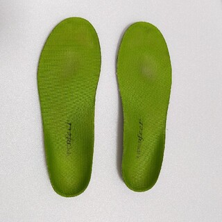 SUPERfeet GREEN サイズB ノーカット 23cm(その他)
