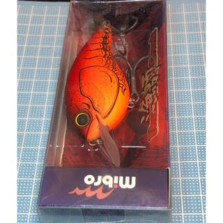 mibro 漁師クランク レッドスワンプ(ルアー用品)