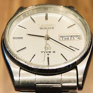 セイコー(SEIKO)のセイコー TYPE 2  SEIKO アンティーク ヴィンテージ(腕時計(アナログ))