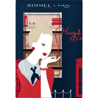 RIMMEL - RIMMEL/リンメル ショコラスウィート アイズ 015