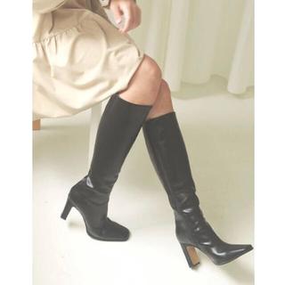 リリーブラウン(Lily Brown)のACYM Betty long ブーツ sizeS(ブーツ)