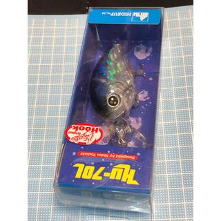 ハイドアップ HU−70L たまらんばいブルー(ルアー用品)