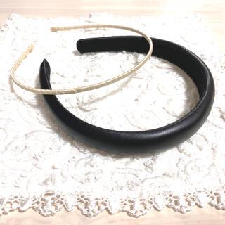 アネモネ(Ane Mone)のアネモネ カチューシャ ブラック(カチューシャ)
