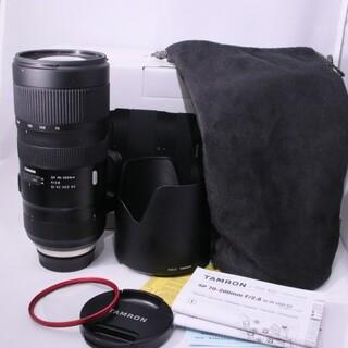 タムロン(TAMRON)のニコン用 タムロン SP70-200F2.8 DI VC USD G2(A025(レンズ(ズーム))