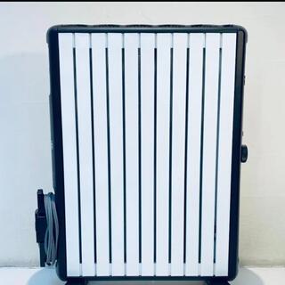 デロンギ(DeLonghi)のデロンギ マルチダイナミックヒーター MDHU15-BK(オイルヒーター)