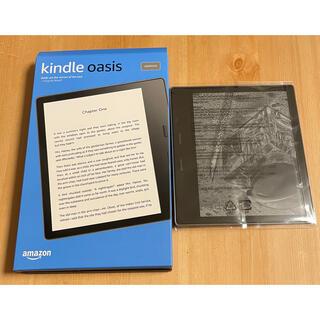 Kindle Oasis 最新モデル 広告なし 10世代 wifi 8GB (電子ブックリーダー)