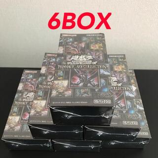 ユウギオウ(遊戯王)の 【シュリンク付】 遊戯王 プリズマティックアートコレクション 6BOX (Box/デッキ/パック)