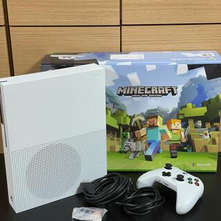 エックスボックス(Xbox)のXbox one s 500GB (家庭用ゲーム機本体)