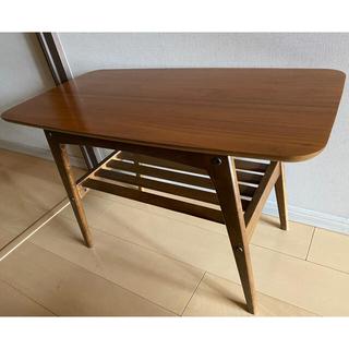 コーヒーテーブル TAC 227 WAL(ローテーブル)