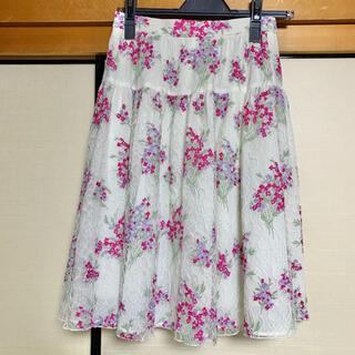 トッカ(TOCCA)のTOCCA セントポーリアスカート(ひざ丈スカート)