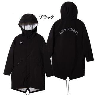 LUZ - 新品 ルースイソンブラ ライトムーブエアー スプリングベンチコート ブラック L