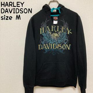ハーレーダビッドソン(Harley Davidson)のハーレーダビッドソン★スエットパーカー★レディス M(パーカー)