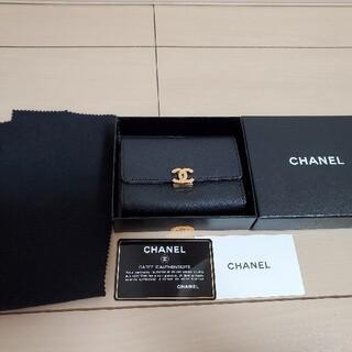 CHANEL - シャネル  名刺入れ  財布
