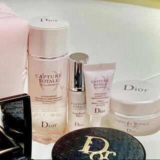 ディオール(Dior)のディオール 限定セット カプチュールトータル ミニキット(サンプル/トライアルキット)