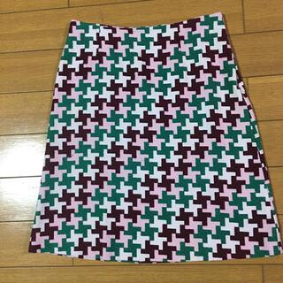 イーリーキシモト(ELEY KISHIMOTO)のイーリーキシモトELEYKISHIMOTOスカート中古品(ひざ丈スカート)
