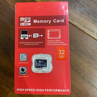 二個新品マイクロSDカード 32GB(PC周辺機器)