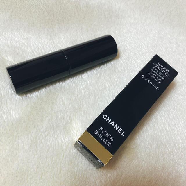 CHANEL(シャネル)のCHANEL ハイライト スカルプティング コスメ/美容のベースメイク/化粧品(フェイスカラー)の商品写真