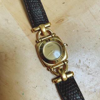 グッチ(Gucci)のGUCCI  グッチ 腕時計 6300L レディース (腕時計)