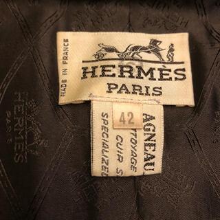 Hermes - エルメス レザーベスト