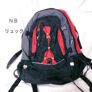 ニューバランス(New Balance)の3リュック バックパック ニューバランス レッド(バッグパック/リュック)