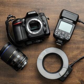 ニコン(Nikon)の口腔内写真カメラセット【高画素・D7100】(デジタル一眼)