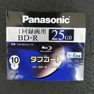 パナソニック(Panasonic)のパナソニック BD-R 10枚(その他)