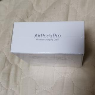 アップル(Apple)の★新品未開封★ 国内正規品 AirPods Pro Apple MWP22J/A(ヘッドフォン/イヤフォン)