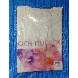 BACK NUMBER - back number 水彩グラフィックTシャツ