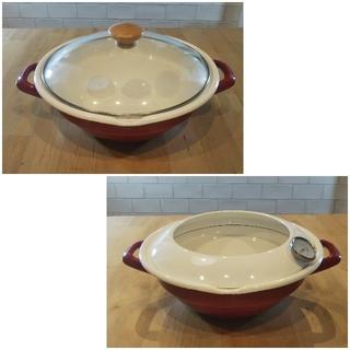 フジホーロー(富士ホーロー)の富士ホーロー 天ぷら鍋(鍋/フライパン)