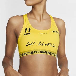 オフホワイト(OFF-WHITE)のXL) NikeLab Wmns Off-White Braナイキ オフホワイト(ブラ)
