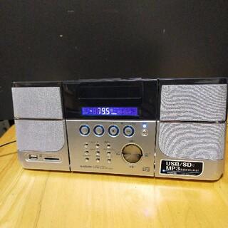 コイズミ(KOIZUMI)のコイズミ  CDプレーヤー  サウンドルック  SDD-4332  2011年製(ポータブルプレーヤー)