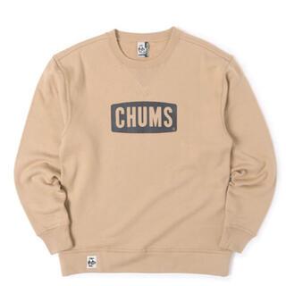 チャムス(CHUMS)のメンズ チャムス CHUMS ボートロゴクルートップ (スウェット)