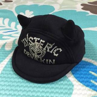ヒステリックミニ(HYSTERIC MINI)のヒスミニ◆ツノ デビルちゃん帽子キャップ(その他)