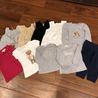 グッチ(Gucci)のGUCCI、ボンポワン他 90cm女の子セット(Tシャツ/カットソー)