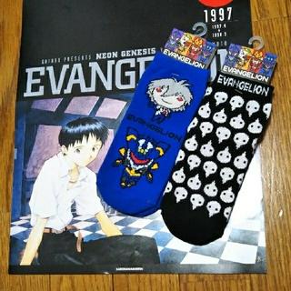 ニシマツヤ(西松屋)のエヴァンゲリオン 靴下 カレンダー (ソックス)