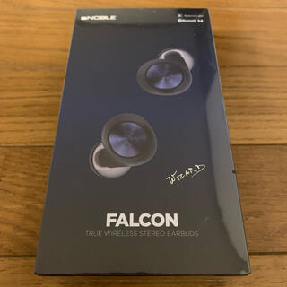 ノーブル(Noble)の新品 Noble audio FALCON 完全ワイヤレスイヤホン(ヘッドフォン/イヤフォン)