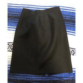 スーツ用スカート(ひざ丈スカート)
