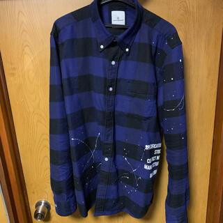 ユニフォームエクスペリメント(uniform experiment)のUniform experiment ネルシャツ ユニフォーム エクスペリメント(シャツ)