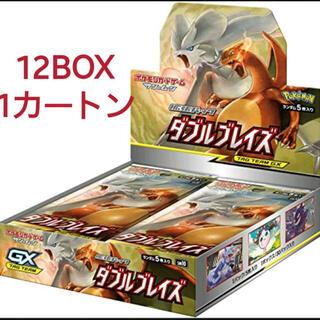 ポケモン(ポケモン)のポケモンカード ダブルブレイズ 2カートン24BOX 新品未開封品 即日発送(Box/デッキ/パック)