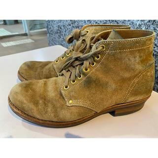 ヴィスヴィム(VISVIM)の18aw visvim BRIGADIER BOOTS CAMEL M10(ブーツ)