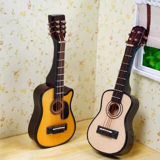 1個 6本弦 エレキギター エレキベース フォークギター ミニチュア(ミニチュア)