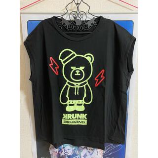 ビッグバン(BIGBANG)の♥BIGBANG SOL 蓄光シャツ(Tシャツ/カットソー(半袖/袖なし))