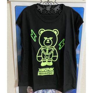 ビッグバン(BIGBANG)の♥BIGBANG TOP 蓄光シャツ(Tシャツ/カットソー(半袖/袖なし))