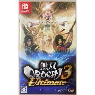 コーエーテクモゲームス(Koei Tecmo Games)の無双OROCHI3 Switch スイッチ ソフト(家庭用ゲームソフト)