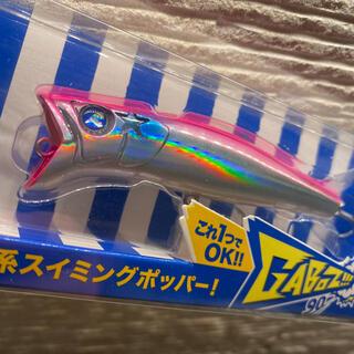ブルーブルー(BLUE BLUE)のガボッツ!!!90  ピンクレーザー(ルアー用品)