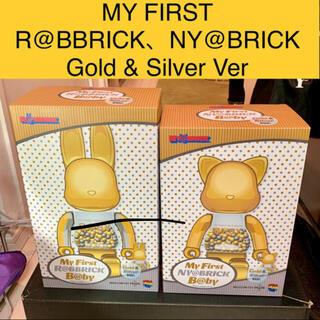 メディコムトイ(MEDICOM TOY)のMY FIRST R@BBRICK、NY@BRICK セット(その他)